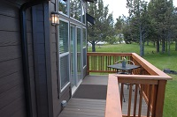 Cottage, Outside Deck