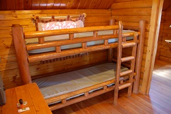 Cabin, Bunk Bed